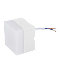 Модуль соединительный светодиодный ЭРА  SML-AC-W-6K-04 для светильников SML 3Вт 6500K 270Лм квадрат белый
