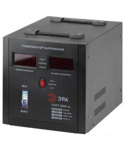 СНПТ-5000-Ц ЭРА Стабилизатор напряжения переносной, ц.д., 140-260В/220/В, 5000ВА (32)