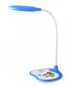 ЭРА наст.светильник NLED-433-6W-BU синий ФИКСИКИ (16/96)