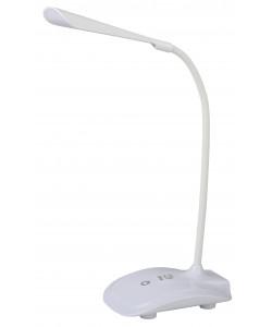ЭРА наст.светильник NLED-428-3W-W белый (12/48/192)