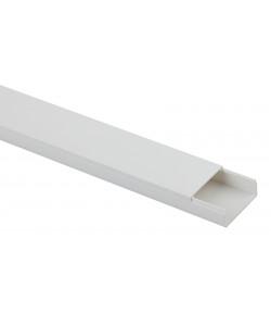 ЭРА Кабель-канал 40x16 белый (50м.) (25/600)