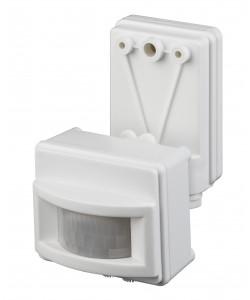 Датчик движения ЭРА MD 01 прожекторный 1200Вт, IP-44, 12м (60/360)