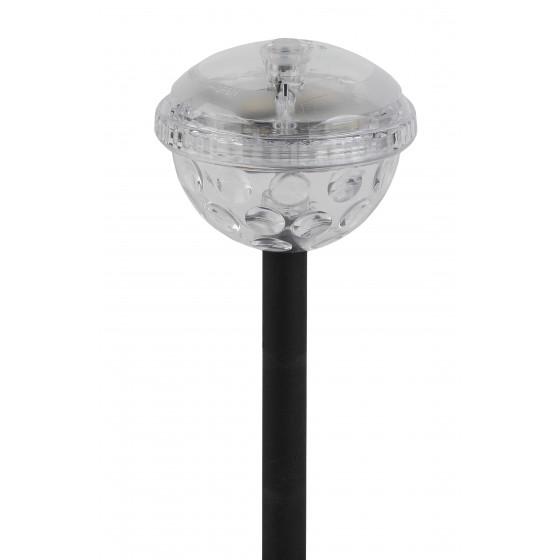 ERASF012-32 ЭРА Садовый светильник Дискошар на солнечной батарее (12/216)
