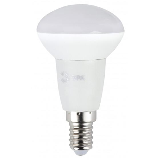 ECO LED R50-6W-840-E14 ЭРА (диод, рефлектор, 6Вт, нейтр, E14) (10/100/3600)
