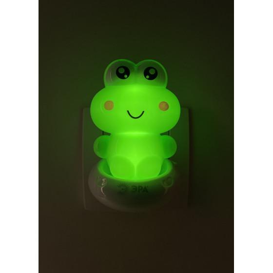 ЭРА ночник NN-608-SW-GR зеленый (12/240/960)