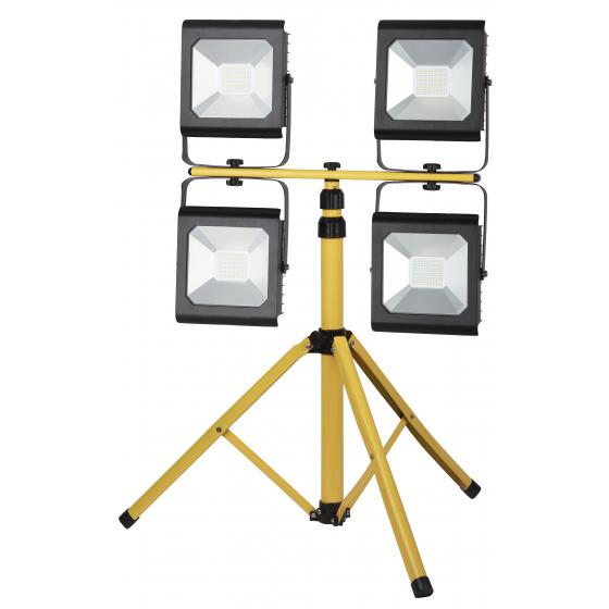 Штатив для прожектора ЭРА  LPR-TRIPOD 4х10-100Вт<3кг