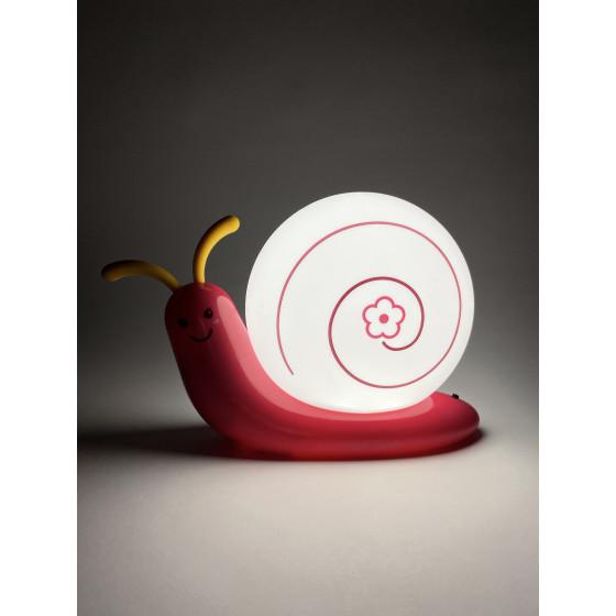 ЭРА светильник-ночник NLED-405-0.5W-M малиновый (36/144)