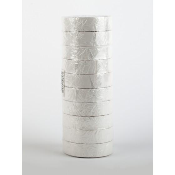 ЭРА ПВХ-изолента 19мм*20м белая (10/200/6400)