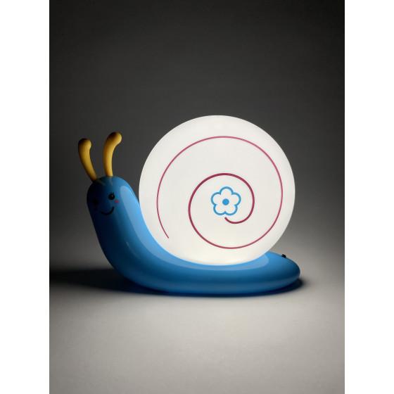 ЭРА светильник-ночник NLED-405-0.5W-BU синий (36/144)