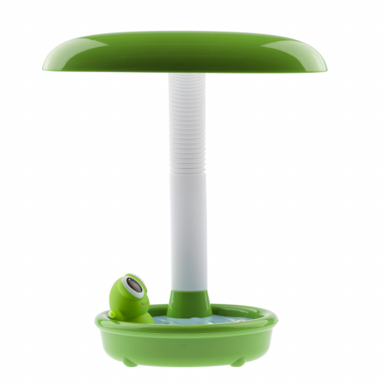 ЭРА наст.светильник NLED-455-5W-GR зеленый (12/48)