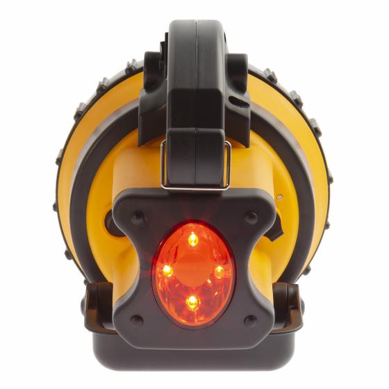 PA-605 Фонарь ЭРА прожектор АЛЬФА [6x1Вт LED SMD, литий 3Ач, сигнал.св., ЗУ 220V+12V, карт] (8/96)