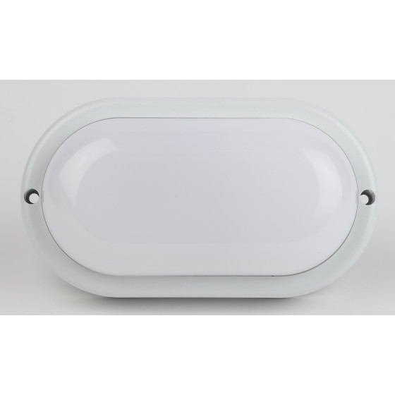 SPB-202-0-40K-008 ЭРА Cветильник светодиодный IP65 8Вт 760Лм 4000К D160 ОВАЛ ЖКХ LED (40/1200)