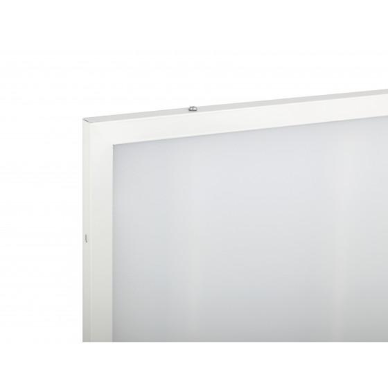 SPO-6-36-4K-M-A ЭРА Светодиодный светильник с коннектором д/БАП 595x595x19 36Вт 3060Лм 4000К мат (4/