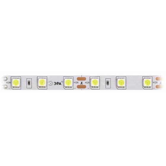 ЭРА Лента светодиодная LS5050-14,4-60-12-6500K-IP20-1 year-5m (50/1000)