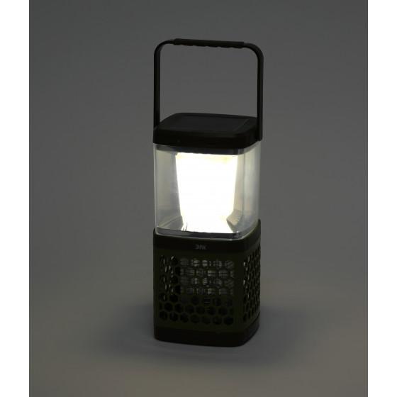 ERAMF-08 ЭРА Противомоскитный кемпинговый фонарь аккум. с солн. бат. (24/360)