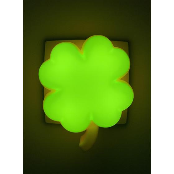 ЭРА ночник NN-606-LS-GR зеленый (12/240/720)