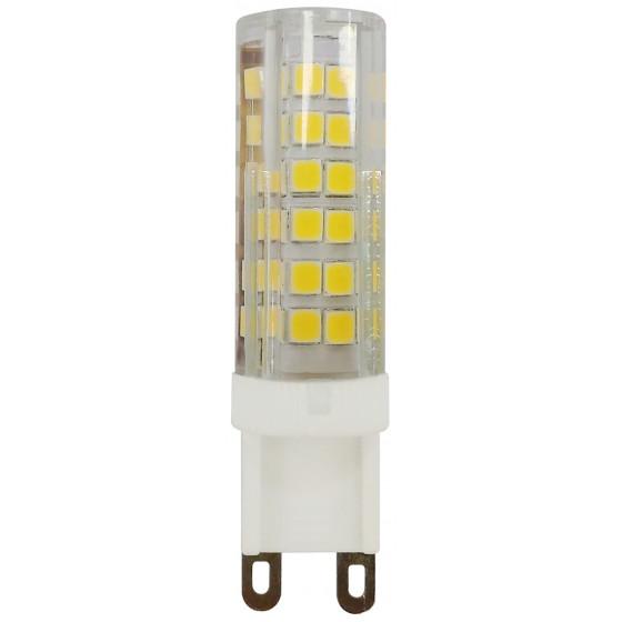 LED JCD-7W-CER-827-G9 ЭРА (диод, капсула, 7Вт, тепл, G9) (100/500/21000)