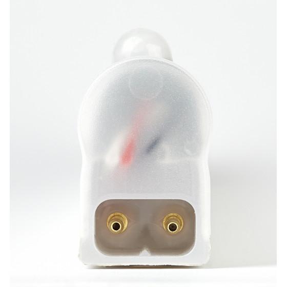 LLED-02-16W-4000-MS-W ЭРА Линейный светодиодный светильник с датчиком 16Вт 4000К L1172мм (25/450)