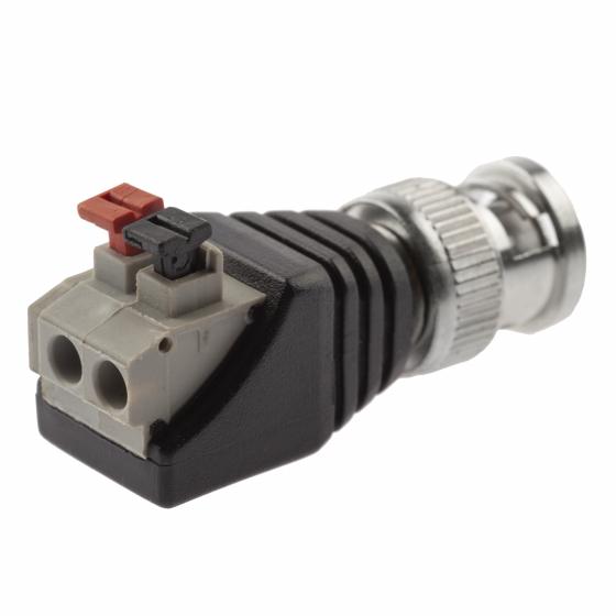 Разъем ЭРА  R-BNC04 штекер BNC с быстрозажимной колодкой