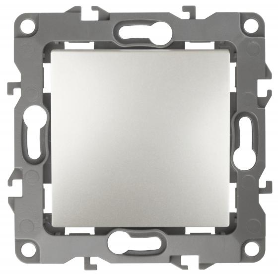 12-1108-15 ЭРА Переключатель промежуточный, 10АХ-250В, IP20, Эра12, перламутр (10/100/2500)
