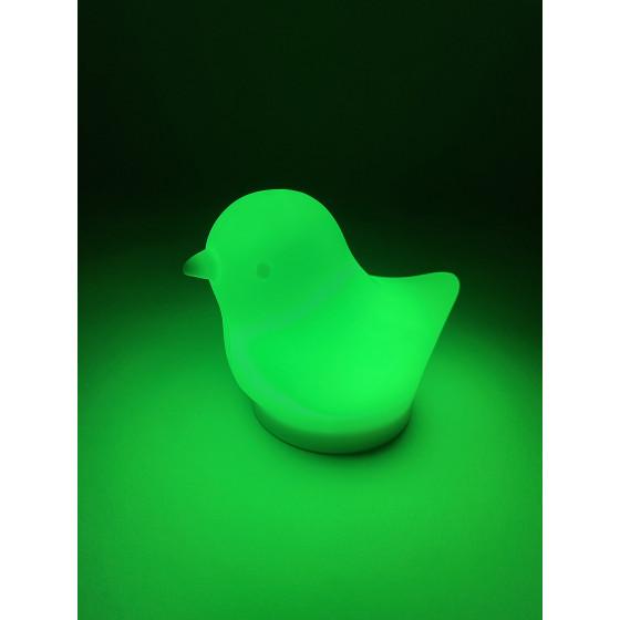 ЭРА светильник-ночник NLED-412-1W-W белый (100/400)
