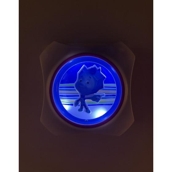 ЭРА ночник NN-612-LS-BU синий ФИКСИКИ (12/48/576)