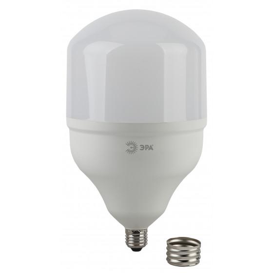 LED POWER T160-65W-4000-E27/E40 ЭРА (диод, колокол, 65Вт, нейтр, E27/E40) (12/96)