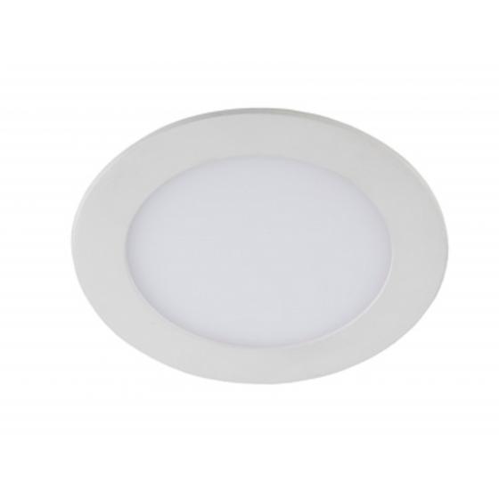 LED 1-18-6K/1 Светильник ЭРА Светильник ЭРА светодиодный круглый LED 18W 220V 6500K (20/360)