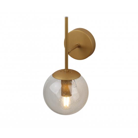 Бра светильник Rivoli Ailano 1017-401 настенный 1 х Е14 40 Вт модерн