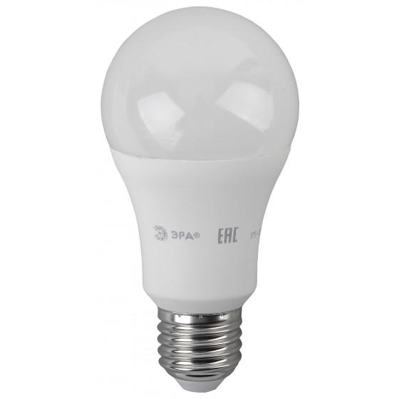LED A60-17W-840-E27 ЭРА (диод, груша, 17Вт, нейтр, E27) (10/100/1200)