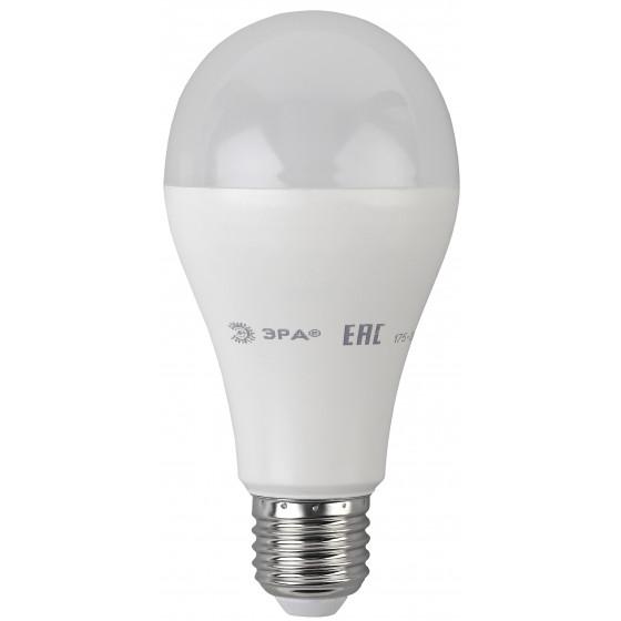 LED A65-19W-827-E27 ЭРА (диод, груша, 19Вт, тепл, E27) (10/100/1200)