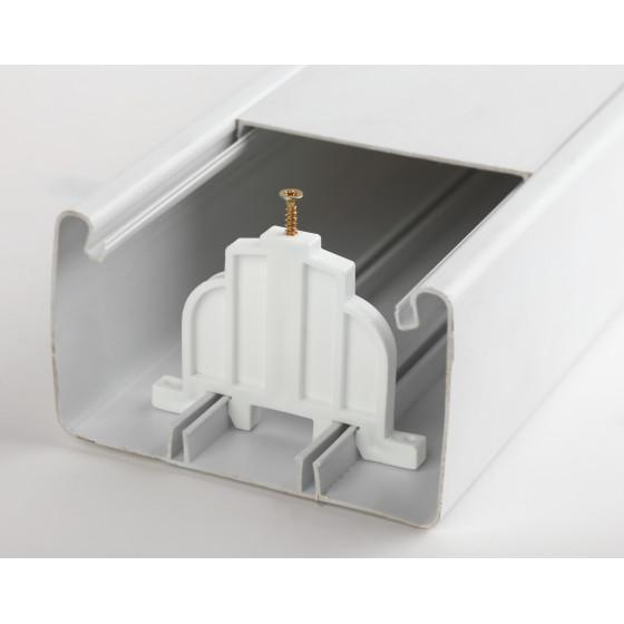ЭРА Суппорт электроустановочных изделий для парапетного кабель-канала 100х60 (10 шт.) (10/400/14000)
