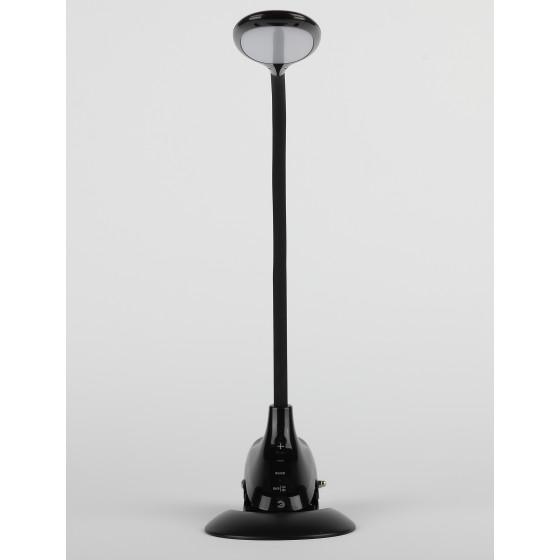 ЭРА наст.светильник NLED-454-9W-BK черный (8/64)