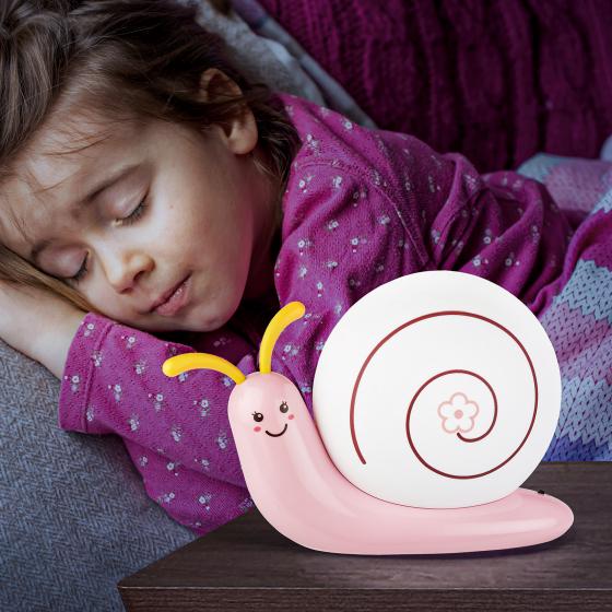 ЭРА светильник-ночник NLED-405-0.5W-P розовый (36/144)
