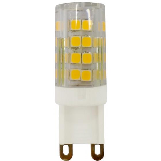 LED JCD-5W-CER-840-G9 ЭРА (диод, капсула, 5Вт, нейтр, G9) (100/1000/30000)