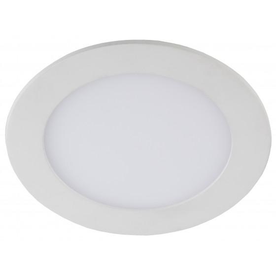 LED 1-3-4K Светильник ЭРА светодиодный круглый LED 3W  220V 4000K (100/1800)