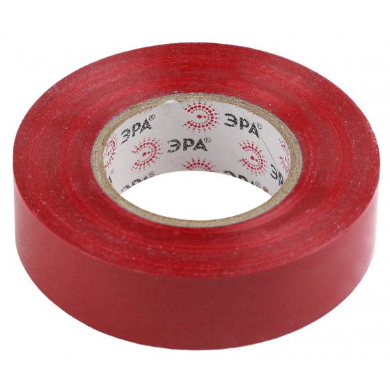 ЭРА ПВХ-изолента 15мм*20м красная (10/200/8000)
