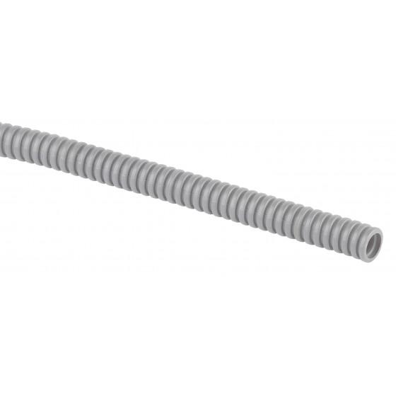 ЭРА Труба гофрированная ПВХ (серый) d 32мм с зонд. легкая 50м (10)