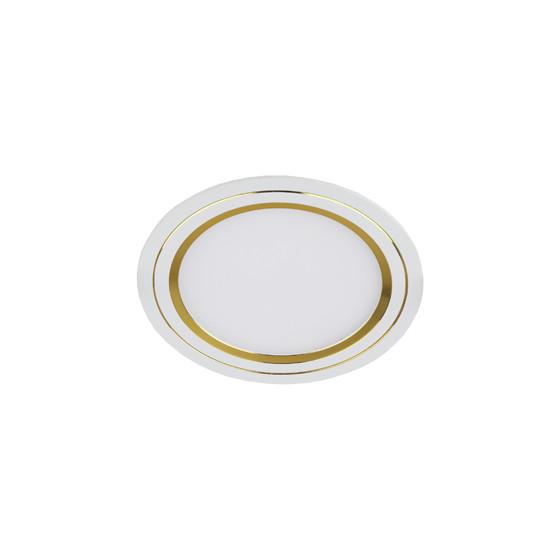 KL LED 11-7 GD Светильник ЭРА светодиодный круглый LED (20/660)