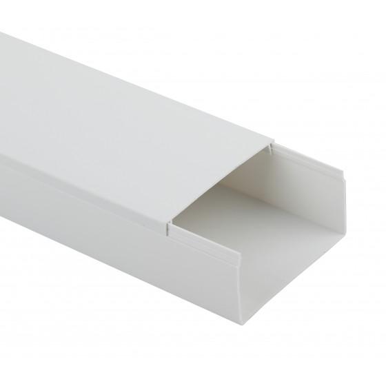 ЭРА Кабель-канал 80x60 белый (18м.) (9/144)