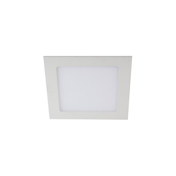 LED 2-12-6K Светильник ЭРА светодиодный квадратный LED 12W 220V 6500K (30/630)