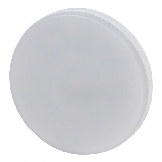 LED GX-7W-827-GX53 ЭРА (диод, таблетка, 7Вт, тепл, GX53). (10/100/4800)