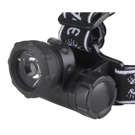 G1W Фонарь ЭРА Налобный 1W LED, коллиматор, 3хААА, бл (25/100/600)