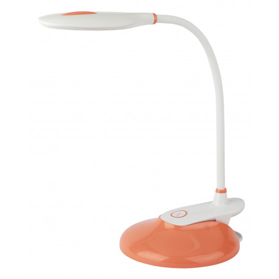 ЭРА наст.светильник NLED-459-9W-OR оранжевый (12/144)