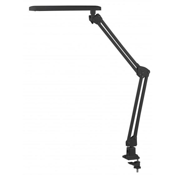 ЭРА наст.светильник NLED-441-7W-BK черный (8/264)