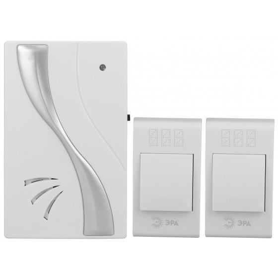 Звонок ЭРА TWIN-B беспроводной (60/480)