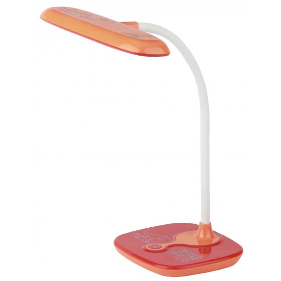 ЭРА наст.светильник NLED-432-6W-OR оранжевый (16/96)
