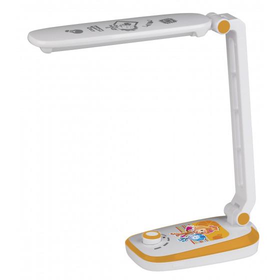 ЭРА наст.светильник NLED-425-4W-OR оранжевый ФИКСИКИ (30/360)