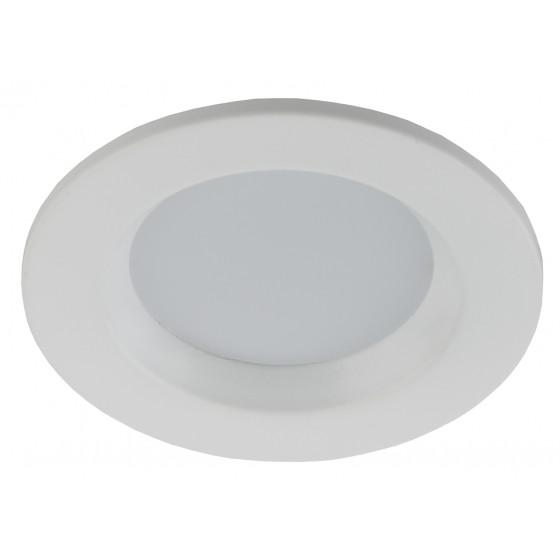 KL LED 16-18 Светильник ЭРА светодиодный даунлайт 18W 4000K 1280LM, белый (20/360)