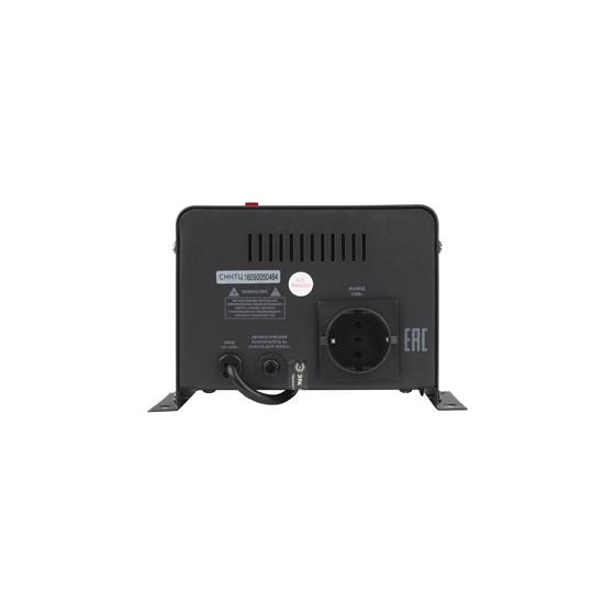 СННТ-500-Ц ЭРА Стабилизатор напряжения настенный, ц.д., 140-260В/220/В, 500ВА (4/72)